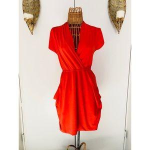 Kensie red dress